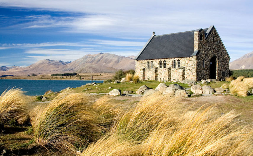 Best Drives Through South Island Of New Zealand