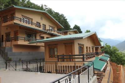 ブータン マンダラ リゾート