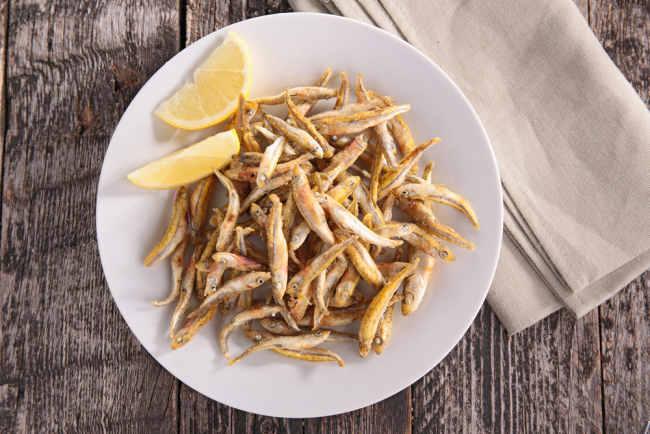 Manfaat Ikan Teri bagi Kesehatan Tubuh