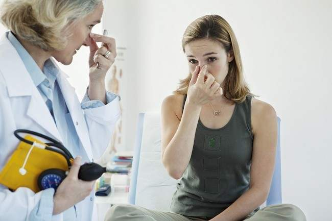 Sinusitis-Alodokter