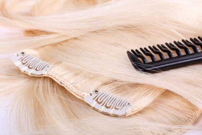 memakai rambut sambungan sebaiknya memperhatikan hal berikut - alodokter