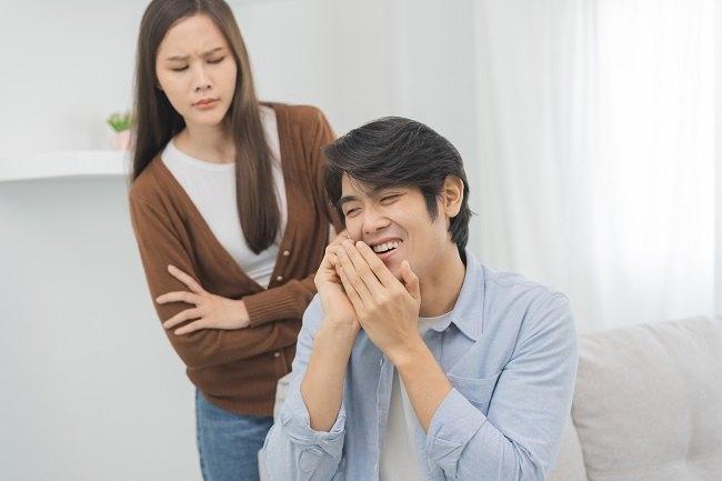 Menyukai wanita kita bersuami Fakta:Menyingkap Tanda