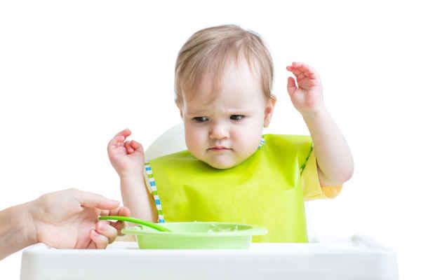 ลูกไม่ยอมกินข้าว
