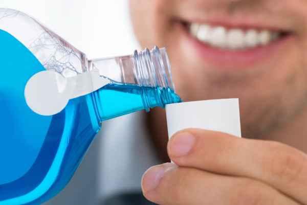 น้ำยาบ้วนปาก
