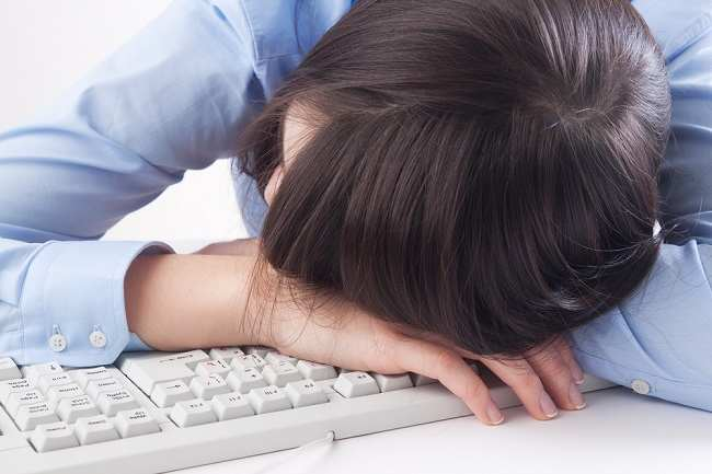 Revising Article - Beat tirednesssleepiness at workplace