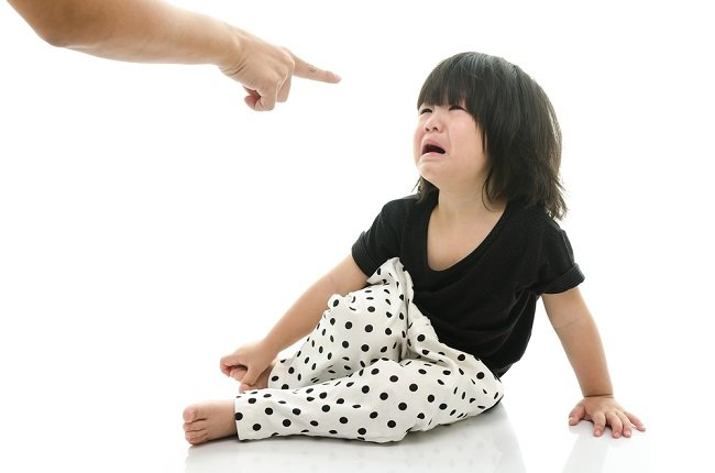 Tantrum in children