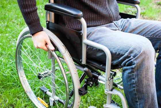 menjadikan kursi roda sebagai sahabat baru yang bermanfaat - alodokter