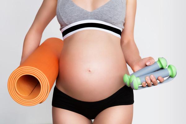 ออกกำลังกายตั้งครรภ์