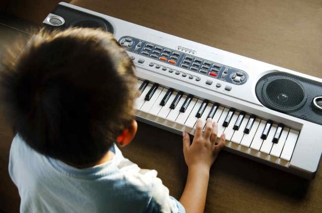 เลี้ยงลูกด้วยดนตรี