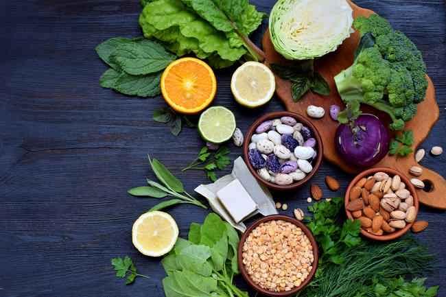 Hasil gambar untuk sayuran yang mengandung asam folat