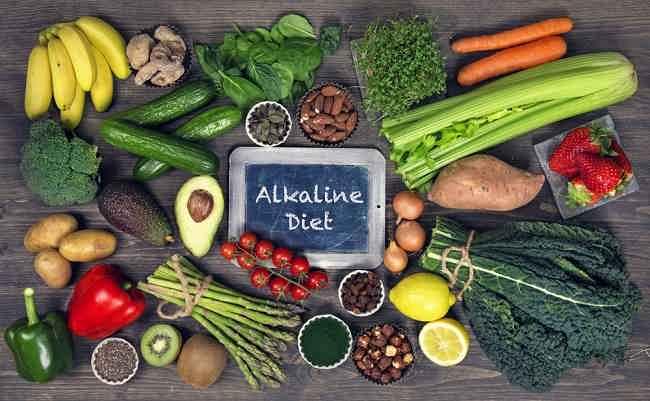 Makanan Asam dan Makanan Alkali