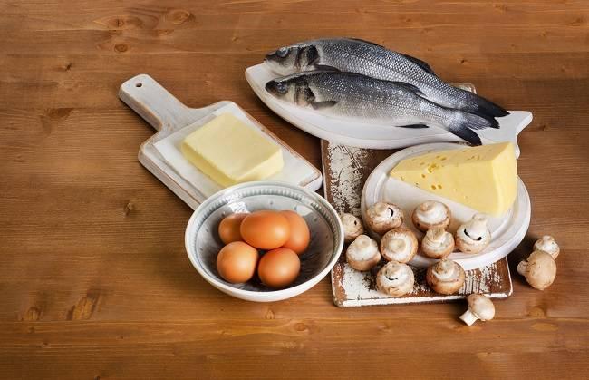 berbagai jenis makanan yang mengandung vitamin d - alodokter