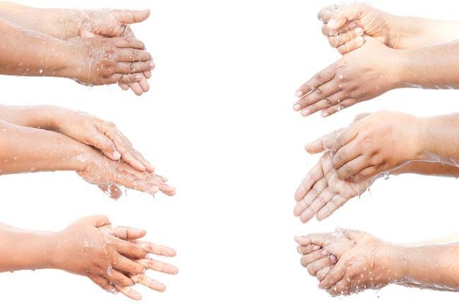 Lifebuoy 1 - Langkah Mudah Mencuci Tangan dengan Benar