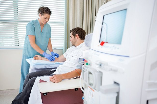 side effects of dialysis