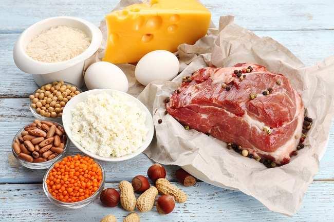 Tubuh Kelebihan Protein Ini Akibatnya - alodokter