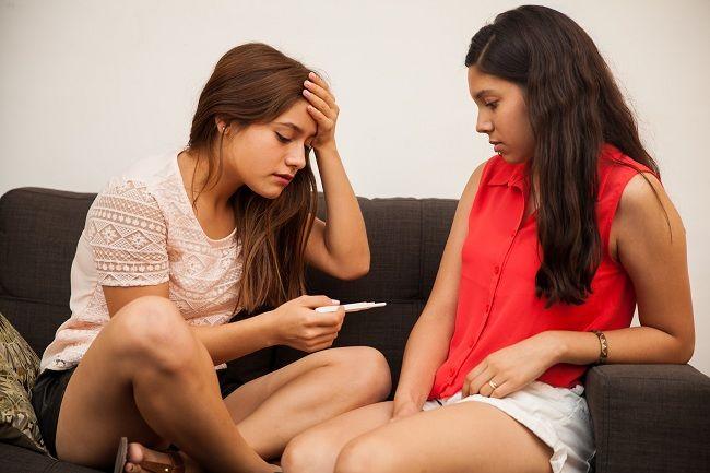 Hamil Usia Muda Akibat Hubungan Intim Dini - Alodokter