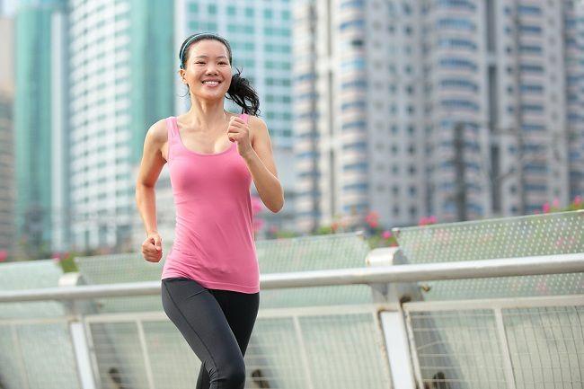Manfaat lari pagi untuk menurunkan berat badan - alodokter