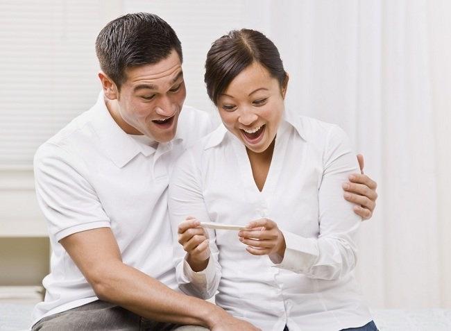 Tes Kehamilan dengan Testpack