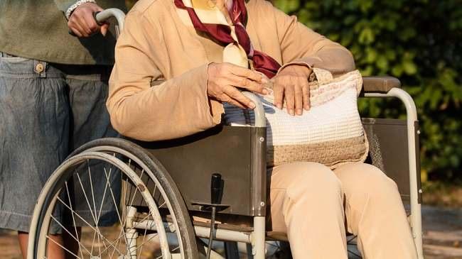 Paraplegia - alodokter