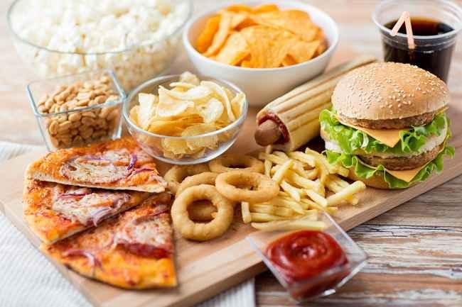 10 Bahaya Konsumsi Makanan Cepat Saji Bagi Kesehatan
