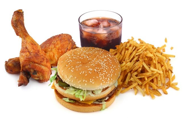 Revising article - What We Get From Fast Food - alodokter