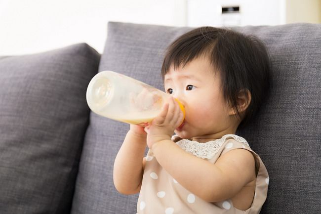 manfaat sendawa pada bayi, alodokter