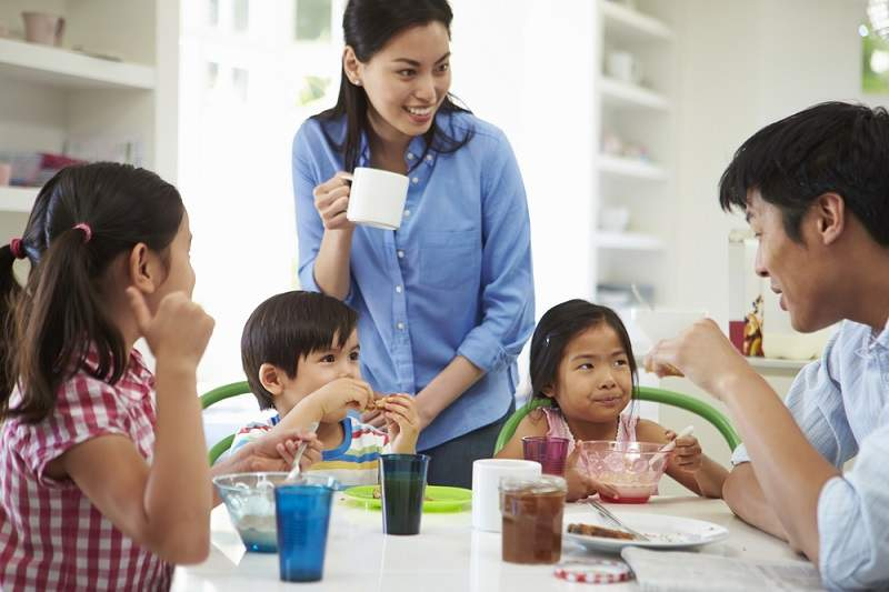 Manfaat Sarapan Sehat dengan Sereal Gandum untuk Anak