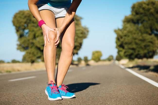 Sakit di otot kaki