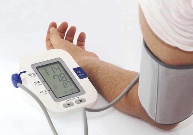 blood pressure self measurement