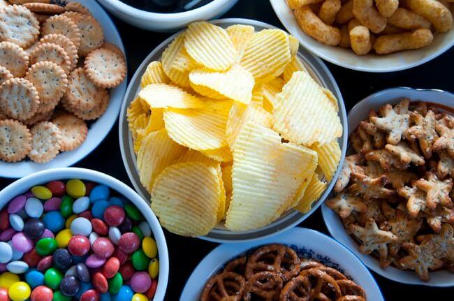 Awas, Jenis Makanan Ini Bisa Membuatmu Lebih Cepat Tua