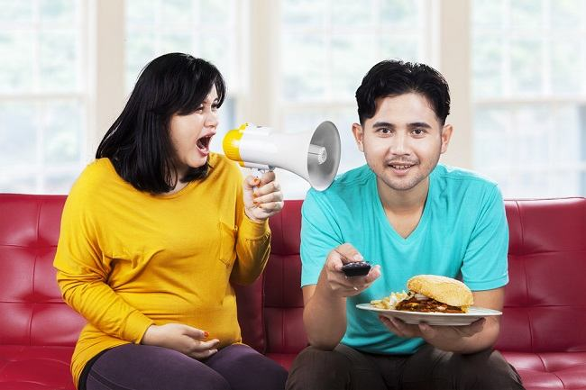 Ibu Hamil Jangan Marah-marah Terus, Ini Efeknya pada Bayi - Alodokter