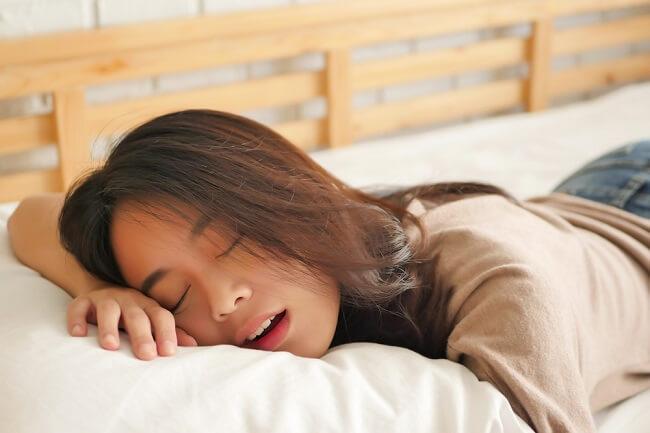 tidur yang cukup