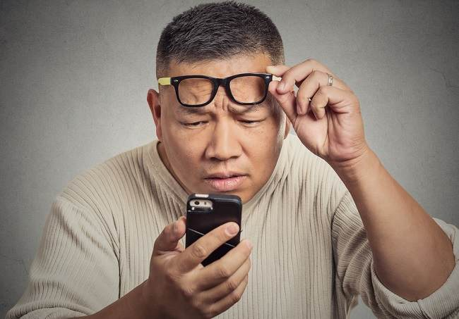 Presbyopia - alodokter