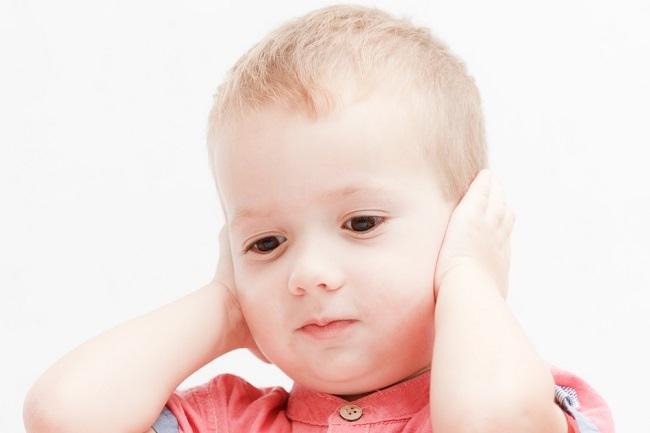 ear pain child