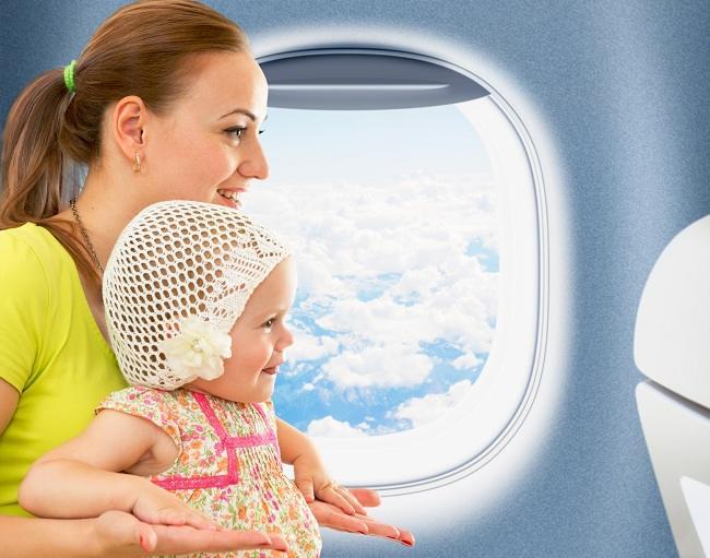 Persiapan Naik Pesawat dengan Bayi - Alodokter