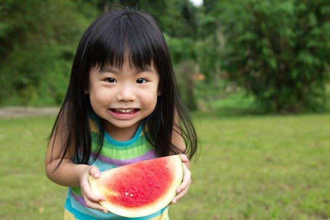 Bunda, Yuk Intip Kiat Menjaga Kesehatan Anak di Usia 1-2 tahun