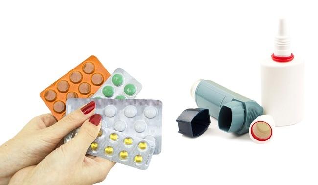 Macam-Macam Obat Sesak Napas untuk Asma - Alodokter