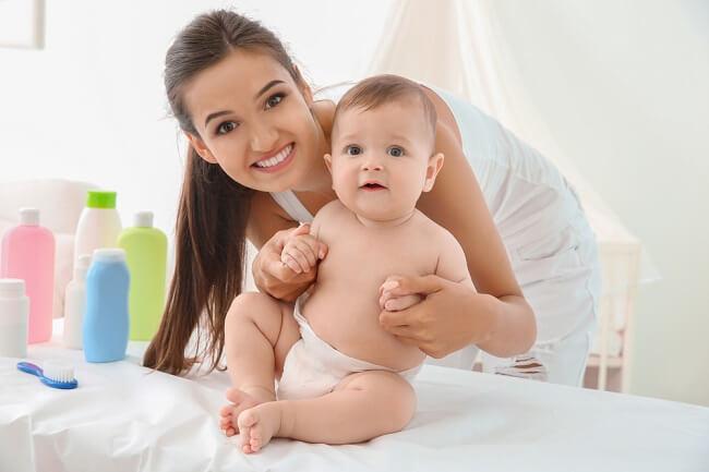 Merawat Kulit Bayi Tidak Sesulit yang Bunda Bayangkan, Ini Caranya