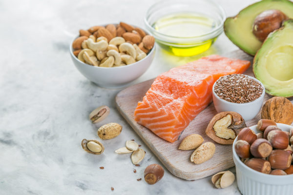 อาหารอย่างรวดเร็วสำหรับการสูญเสียไขมันในร่างกาย
