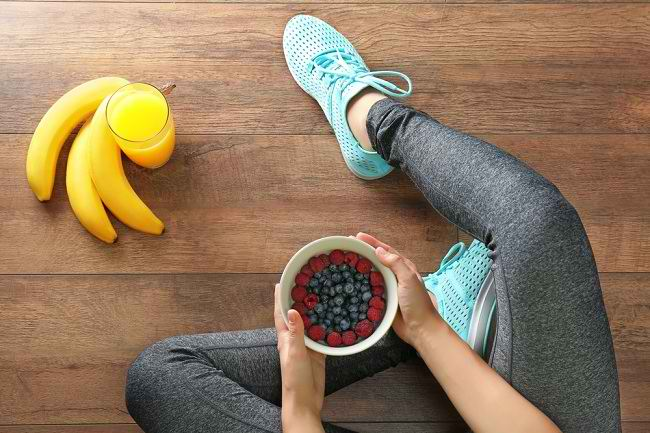 Olahraga Rutin Ternyata Membantu Menambah Nafsu Makan - Alodokter