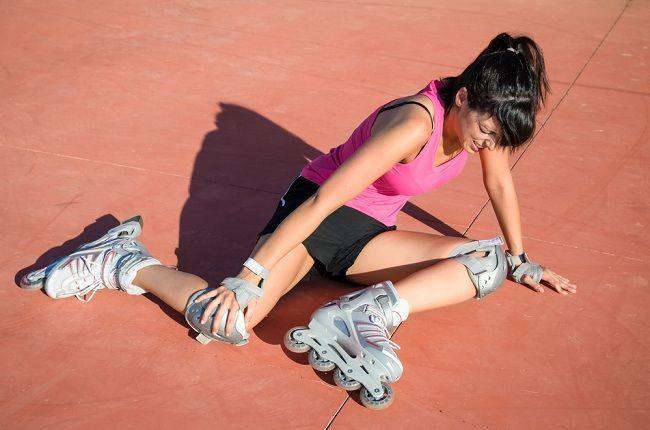 Cedera Akibat Sepatu Roda dan Cara Mencegahnya