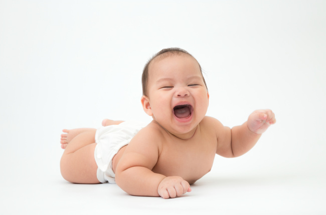 Bayi Tengkurap saat Tidur Bisa Berakibat Fatal