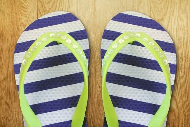 Siapa Bilang Sandal Jepit Aman Untuk Kaki?