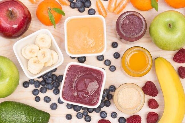 Ini Daftar Bahan Makanan Sehat Untuk Mpasi Bayi Bunda Alodokter