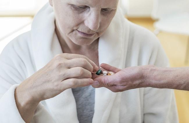cancer pill