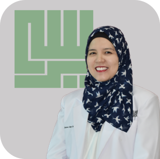 drg. Nofikha Hanim Nasution, Sp.Perio