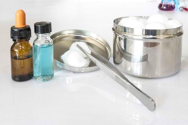Peroxid de hidrogen împotriva gripei - Faringită