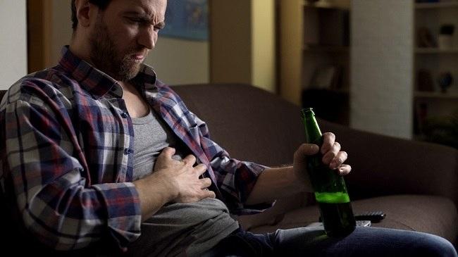 Penyakit Hati terkait Alkohol