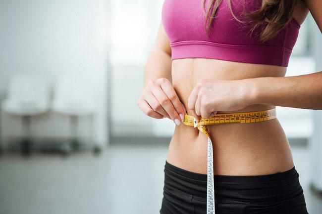mengecilkan perut