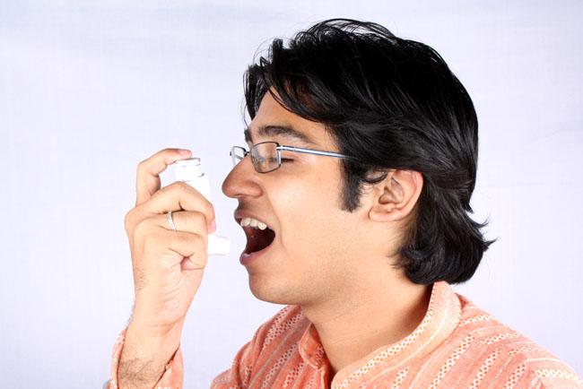 Asma inhaler